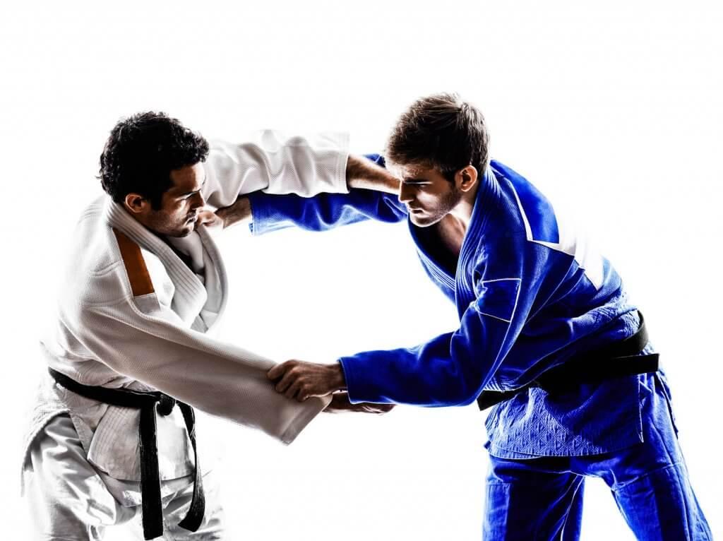 Kumi Kata Judo