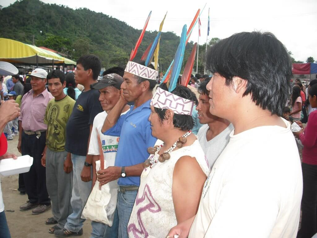 Wachipaeri Pilcopata