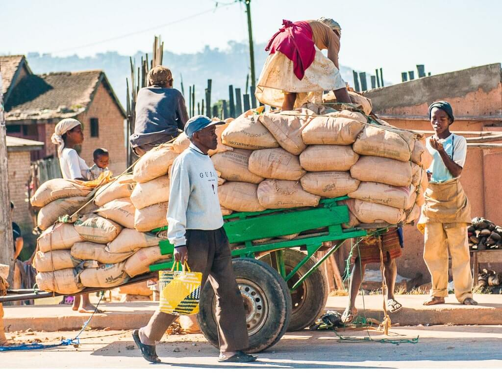 foreign aid Africa