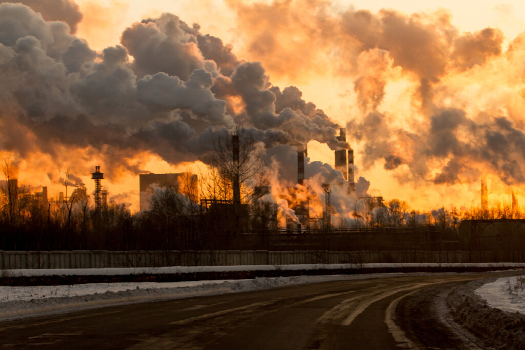 nonrenewable energy pollution