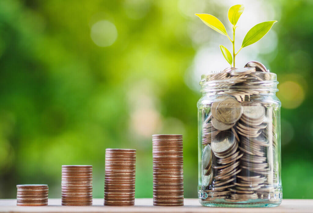 how to grow money over time