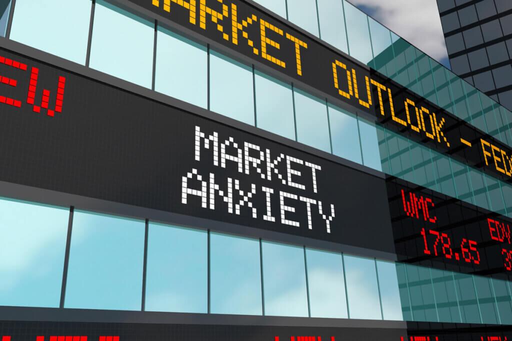 stock market anxiety emotion